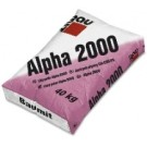 Şapă fluidă de ipsos Baumit Alpha 2000 / 40 kg
