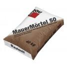 Mortar de zidărie MM 50 / 40 kg