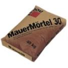 Mortar de zidărie MM 30 / 40 kg