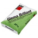 Glet de ciment alb Glema Brillant/ 20 kg
