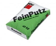 Tencuială fină Baumit FeinPutz / 40 kg